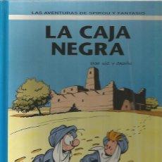 Comics : SPIROU Y FANTASIO Nº 44 LA CAJA NEGRA (NIC / CAUVIN) GRIJALBO - CARTONE - MUY BUEN ESTADO - OFI15T. Lote 150279106