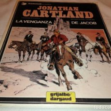 Cómics: JONATHAN CARTLAND, LA VENGANZA DE JACOB. Lote 150586290