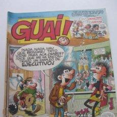 Cómics: GUAI! Nº 1 . EDICIONES JUNIOR, GRIJALBO, 1.986. CX05. Lote 150672414