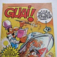 Cómics: GUAI! Nº 147 . EDICIONES JUNIOR, GRIJALBO, 1.988. CX05. Lote 150672642
