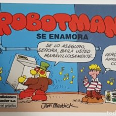 Cómics: ROBTMAN SE ENAMORA. Lote 150674616