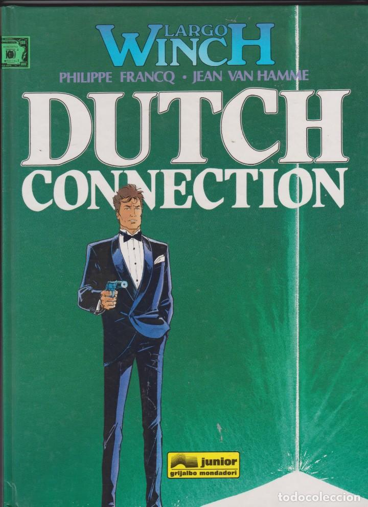 LARGO WINCH -- Nº 6 DUTCH CONNECTION (Tebeos y Comics - Grijalbo - Largo Winch)