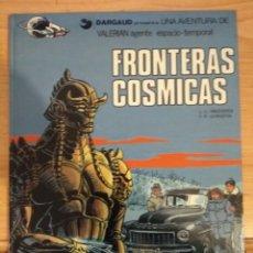 Cómics: FRONTERAS COSMICAS. MEZIERES. CHRISTIN. GRIJALBO. DARGAUD. Lote 151168774