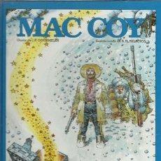 Cómics: MAC COY 18: EL BAÚL DE LOS SORTILEGIOS, 1994, GRIJALBO, IMPECABLE. Lote 151183146