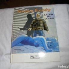 Cómics: JESSICA BLANDY Nº 2.LA CASA DEL DR.ZACK.EDICIONES JUNIOR GRIJALBO 1989. Lote 151399302