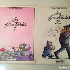 Cómics: LOS FRUSTRADOS BRETECHER. Lote 151468206