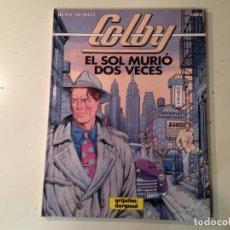 Cómics: COLBY BLANC-DUMONT GREG. Lote 151469074