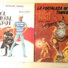 Cómics: BERNARD PRINCE HERMANN GREG LOTE 6 EJEMPLARES. Lote 151475914