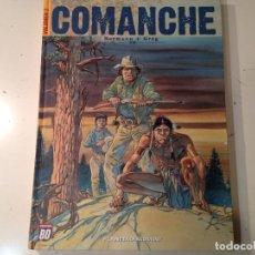 Cómics: COMANCHE HERMANN GREG LOTE 7 EJEMPLARES. Lote 151476386