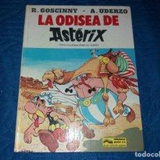 Cómics: LA ODISEA DE ASTERIX. UDERZO. JUNIOR GRIJALBO. PRIMERA EDICIÓN, 1981.. Lote 151632698