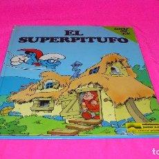 Cómics: EL SUPERPITUFO.. Lote 152349270