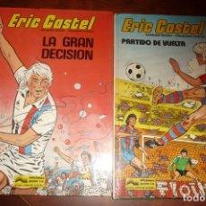 Cómics: ERIC CASTEL, CARTON Nº 2 Y 8, 1984, JUNIOR-GRIJALBO. CASTELLANO. Lote 152478714