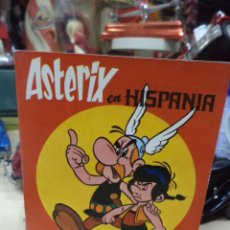 Cómics: MINI COMIC ASTERIX EN HISPANIA.SUSAETA 1975.MUY RARO Y DIFÍCIL.. Lote 152581794