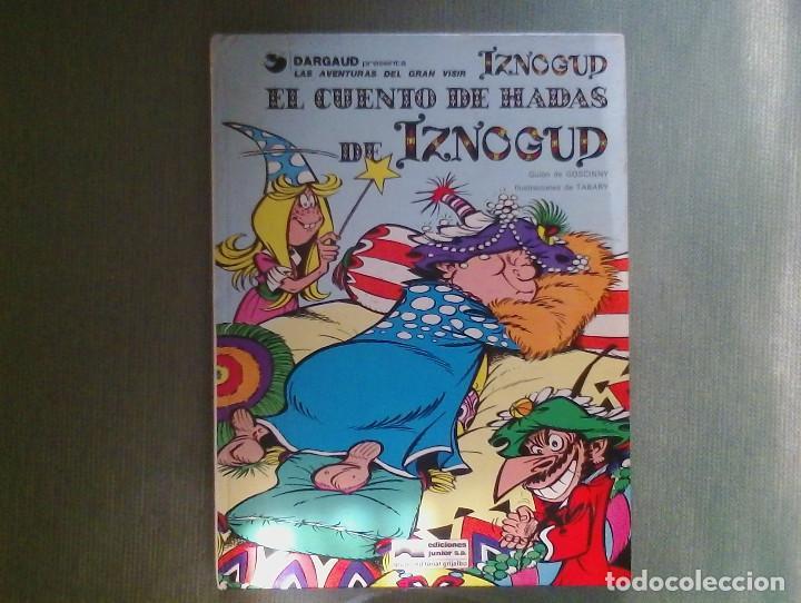 EL CUENTO DE HADAS DE IZNOGUD (Tebeos y Comics - Grijalbo - Iznogoud)