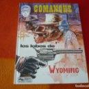 Cómics: COMANCHE Nº 3 LOS LOBOS DE WYOMING ( HERMANN GREG ) ¡MUY BUEN ESTADO! TAPA DURA GRIJALBO . Lote 153172734