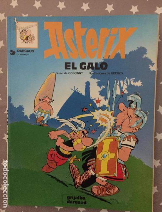 ASTERIX EL GALO, GRIJALBO DARGAUD (Tebeos y Comics - Grijalbo - Asterix)