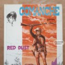 Cómics: COMANCHE - Nº 1 - RED DUST - HERMANN Y GREG - GRIJALBO - CARTONÉ - JMV. Lote 153648594