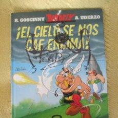 Cómics: ASTERIX. EL CIELO SE NOS CAE ENCIMA. SALVAT. (M-27). Lote 153694202