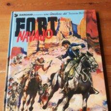Cómics: FORD NAVAJO. TENIENTE BLUEBERRY. . Lote 153785674