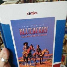 Cómics: BLUEBERRY. BALADA POR UN ATAUD. Lote 153836730