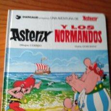 Cómics: ASTERIX , Y LOS NORMANDOS - EDICIONES GRIJALBO 1980 - TAPA DURA . Lote 153844578