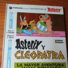 Cómics - ASTERIX , Y CLEOPATRA - EDICIONES JUNIOR GRIJALBO 1980 - TAPA DURA - 153845906