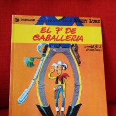 Cómics: LUCKY LUKE.EL 7° DE CABALLERÍA.EDICIONES JUNIOR.1979. Lote 153980233