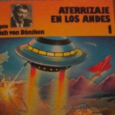 Cómics: LOS DIOSES DEL UNIVERSO-ATERRIZAJE EN LOS ANDES. Lote 153981642
