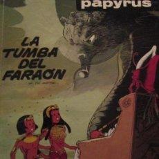 Cómics: PAPYRUS-LA TUMBA DEL FARAON. Lote 153983894