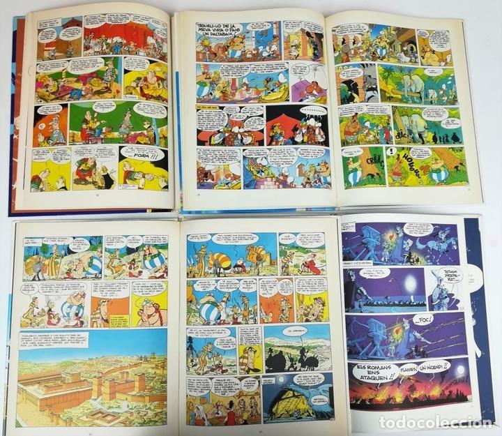 Cómics: 4 AVENTURAS DE ASTÉRIX. RENÉ GOSCINNY. EDITORIAL GRIJALBO. BARCELONA 1987 - Foto 3 - 154264370