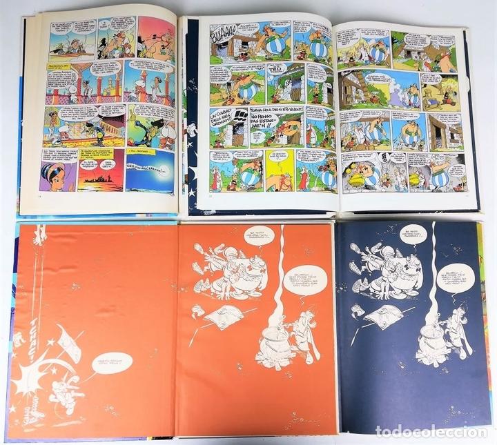 Cómics: 4 AVENTURAS DE ASTÉRIX. RENÉ GOSCINNY. EDITORIAL GRIJALBO. BARCELONA 1987 - Foto 8 - 154264370