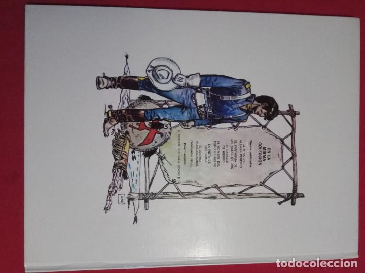 Cómics: TENIENTE BLUEBERRY - Nº 7 - CHIHUAHUA PEARL - GRIJALBO - DARGAUD.1979. - Foto 2 - 154326954