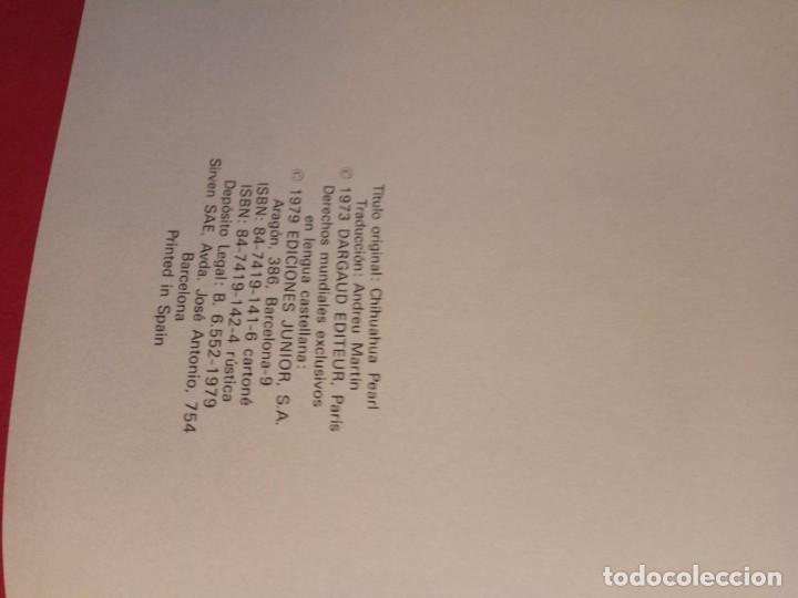 Cómics: TENIENTE BLUEBERRY - Nº 7 - CHIHUAHUA PEARL - GRIJALBO - DARGAUD.1979. - Foto 3 - 154326954