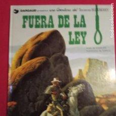 Cómics: TENIENTE BLUEBERRY Nº 10 - FUERA DE LA LEY - GRIJALBO DARGAUD 1980.. Lote 154328230