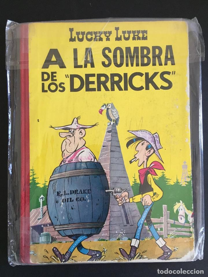LUCKY LUKE A LA SOMBRA DE LOS DERRICKS 1ª EDICIÓN _LEY512 (Tebeos y Comics - Grijalbo - Lucky Luke)