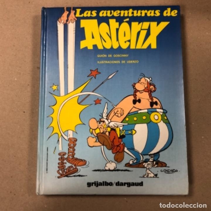 Cómics: LAS AVENTURAS DE ASTERIX (7 PRIMEROS TOMOS CON 4 NÚMEROS CADA UNO). ED. GRIJALBO/DARGAUD 1980-1983. - Foto 3 - 154492610