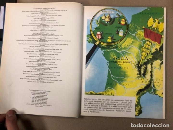 Cómics: LAS AVENTURAS DE ASTERIX (7 PRIMEROS TOMOS CON 4 NÚMEROS CADA UNO). ED. GRIJALBO/DARGAUD 1980-1983. - Foto 10 - 154492610