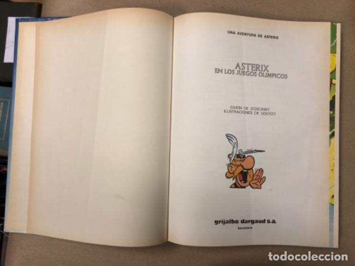 Cómics: LAS AVENTURAS DE ASTERIX (7 PRIMEROS TOMOS CON 4 NÚMEROS CADA UNO). ED. GRIJALBO/DARGAUD 1980-1983. - Foto 11 - 154492610