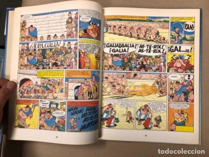 Cómics: LAS AVENTURAS DE ASTERIX (7 PRIMEROS TOMOS CON 4 NÚMEROS CADA UNO). ED. GRIJALBO/DARGAUD 1980-1983. - Foto 12 - 154492610