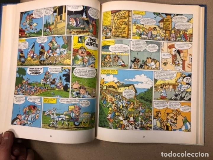 Cómics: LAS AVENTURAS DE ASTERIX (7 PRIMEROS TOMOS CON 4 NÚMEROS CADA UNO). ED. GRIJALBO/DARGAUD 1980-1983. - Foto 13 - 154492610