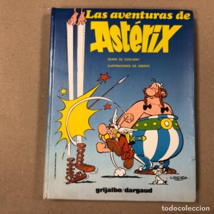 Cómics: LAS AVENTURAS DE ASTERIX (7 PRIMEROS TOMOS CON 4 NÚMEROS CADA UNO). ED. GRIJALBO/DARGAUD 1980-1983. - Foto 15 - 154492610