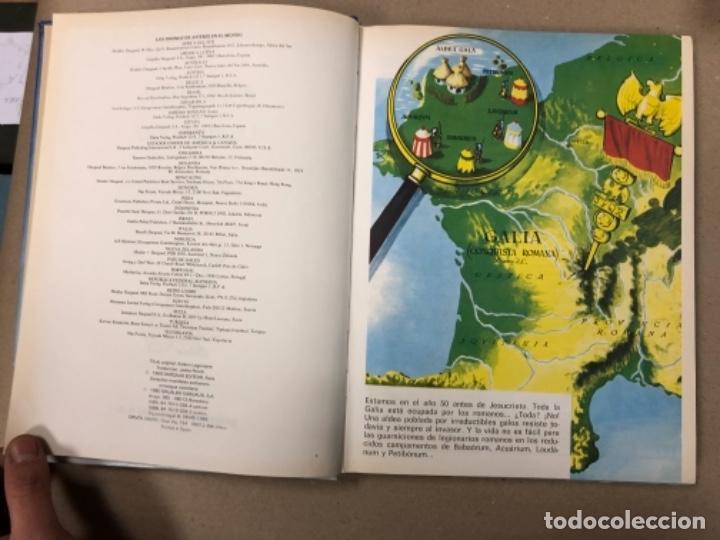 Cómics: LAS AVENTURAS DE ASTERIX (7 PRIMEROS TOMOS CON 4 NÚMEROS CADA UNO). ED. GRIJALBO/DARGAUD 1980-1983. - Foto 17 - 154492610
