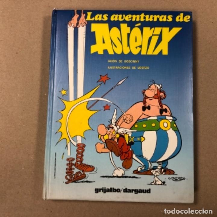 Cómics: LAS AVENTURAS DE ASTERIX (7 PRIMEROS TOMOS CON 4 NÚMEROS CADA UNO). ED. GRIJALBO/DARGAUD 1980-1983. - Foto 21 - 154492610