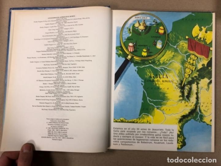 Cómics: LAS AVENTURAS DE ASTERIX (7 PRIMEROS TOMOS CON 4 NÚMEROS CADA UNO). ED. GRIJALBO/DARGAUD 1980-1983. - Foto 23 - 154492610