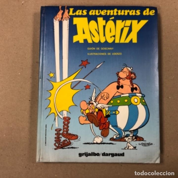 Cómics: LAS AVENTURAS DE ASTERIX (7 PRIMEROS TOMOS CON 4 NÚMEROS CADA UNO). ED. GRIJALBO/DARGAUD 1980-1983. - Foto 27 - 154492610