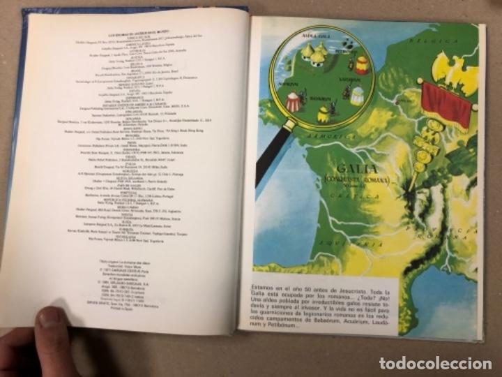 Cómics: LAS AVENTURAS DE ASTERIX (7 PRIMEROS TOMOS CON 4 NÚMEROS CADA UNO). ED. GRIJALBO/DARGAUD 1980-1983. - Foto 28 - 154492610