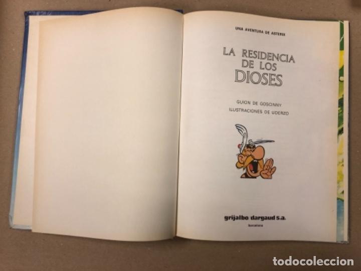 Cómics: LAS AVENTURAS DE ASTERIX (7 PRIMEROS TOMOS CON 4 NÚMEROS CADA UNO). ED. GRIJALBO/DARGAUD 1980-1983. - Foto 29 - 154492610