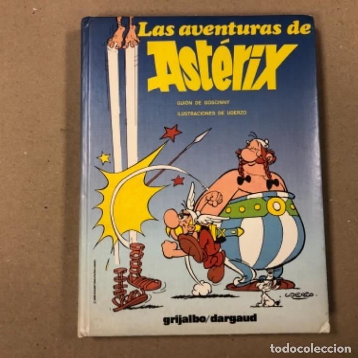 Cómics: LAS AVENTURAS DE ASTERIX (7 PRIMEROS TOMOS CON 4 NÚMEROS CADA UNO). ED. GRIJALBO/DARGAUD 1980-1983. - Foto 33 - 154492610
