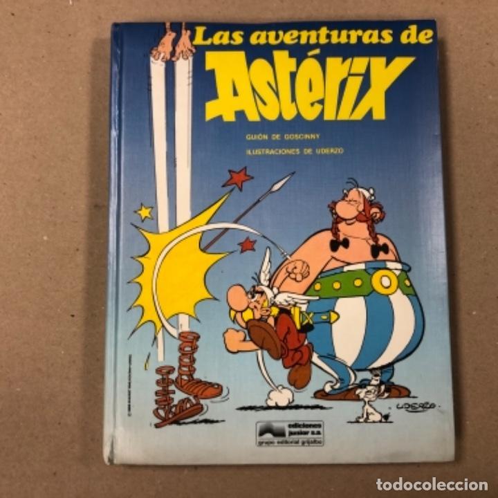 Cómics: LAS AVENTURAS DE ASTERIX (7 PRIMEROS TOMOS CON 4 NÚMEROS CADA UNO). ED. GRIJALBO/DARGAUD 1980-1983. - Foto 39 - 154492610