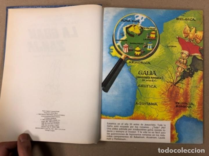 Cómics: LAS AVENTURAS DE ASTERIX (7 PRIMEROS TOMOS CON 4 NÚMEROS CADA UNO). ED. GRIJALBO/DARGAUD 1980-1983. - Foto 41 - 154492610
